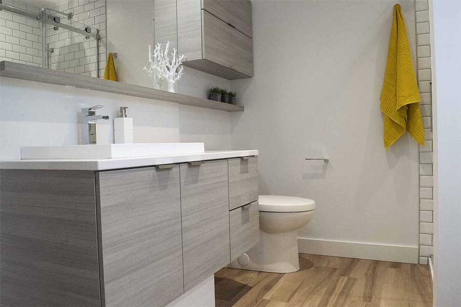 Salle De Bain Flamant Home Interiors ~ Portfolio Sylvie Bri Re Design