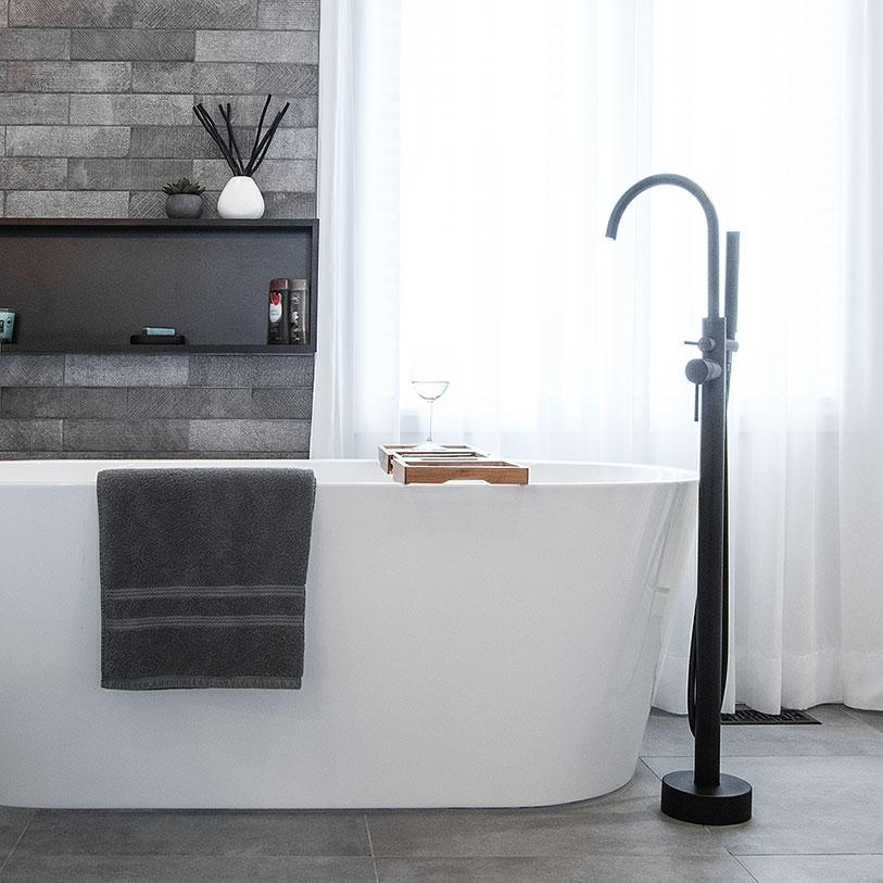 Conception de salles de bain